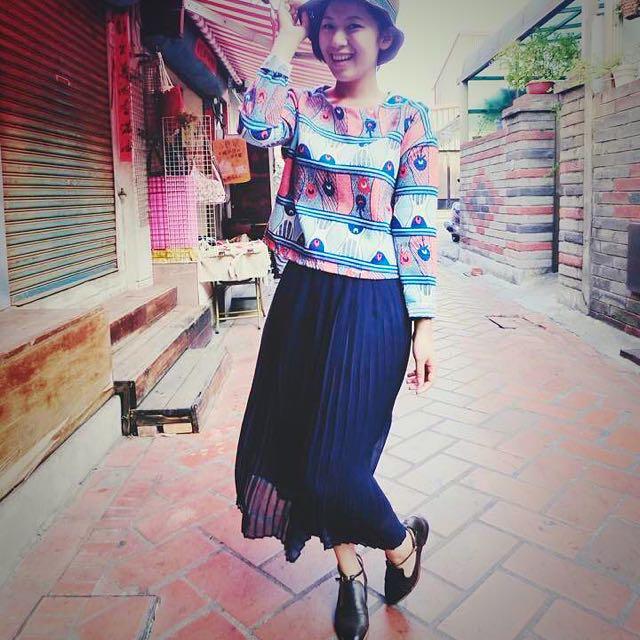 秋季商品👉(韓製)復古風上衣