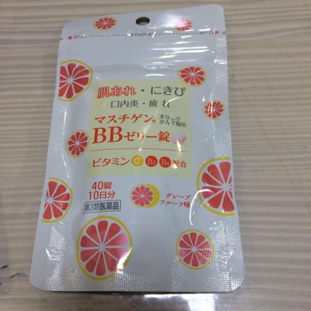 BB+C軟糖