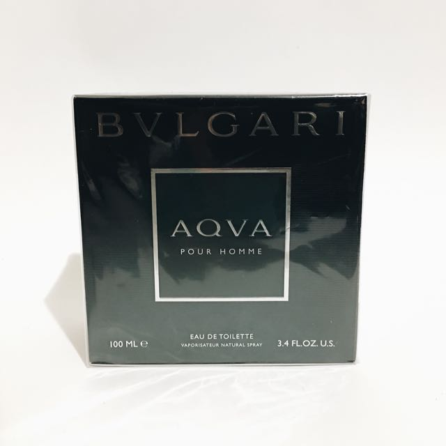 BVLGARI AQVA perfume for man 100ml
