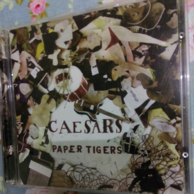 Caesars Paper Tigers