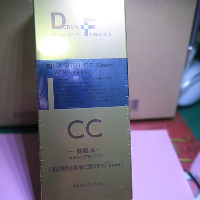 🔥降-台塑生醫玻尿酸CC霜SPF50+