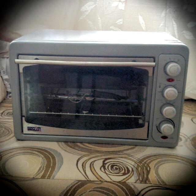 Electric Oven - Morries Stainless Steel 30 Litre