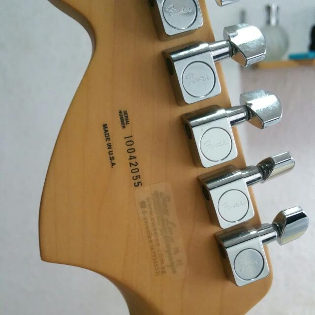 Fender Stratocaster American Special At MEXICO OR JAPAN