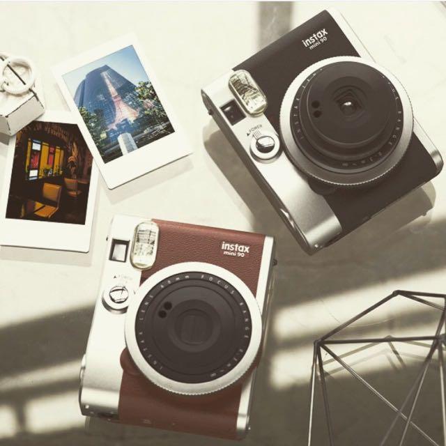 Fujifilm Instax Mini90棕色