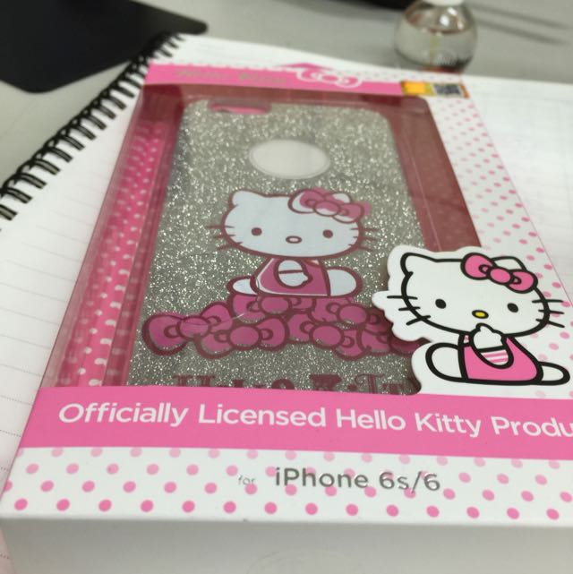 HelloKitty iphone6/6s手機殼