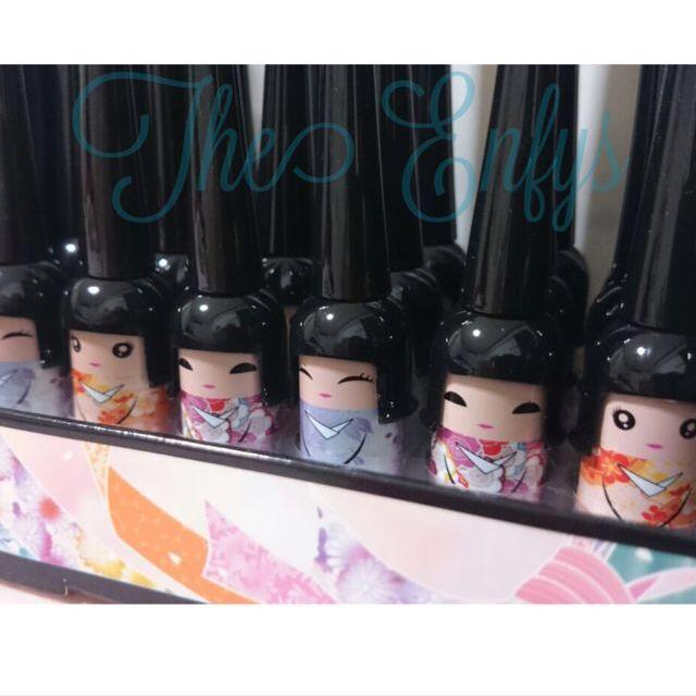 ⛔️SOLD!!! Black Liquid Eyeliner! Harajuku Doll Inspd!