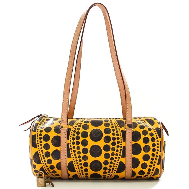 06d59cd39ee9 Louis Vuitton Limited Edition Monogram Canvas Yayoi Kusama Pumpkin ...