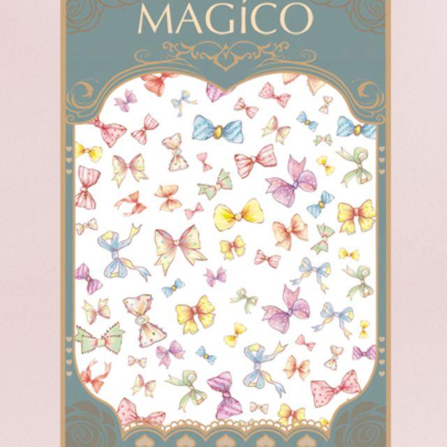 MAGICO極薄美甲貼紙-#44(10張免運費)