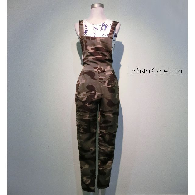 ARMY design Pinafore Inspire - RM100 Free postage