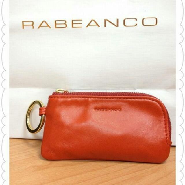 全新rabeanco零錢包