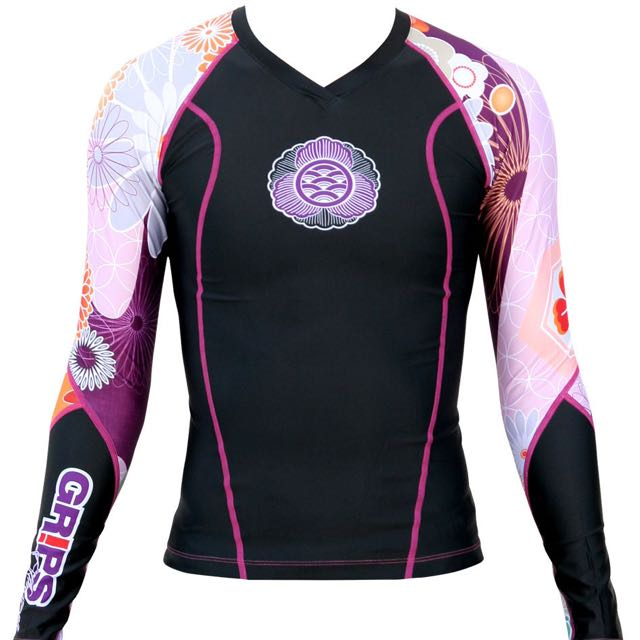 Rash Guard / Grips Athletics