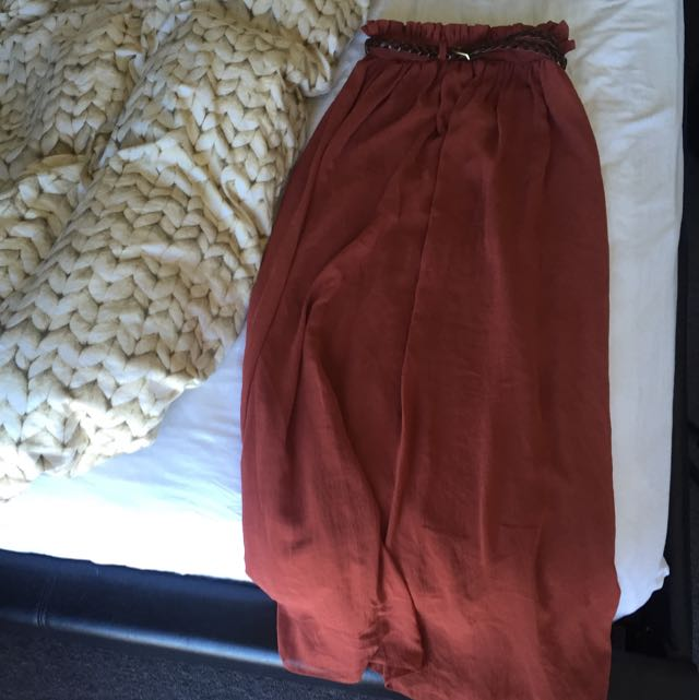 River Island Maxi Skirt 6