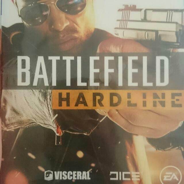 WTS/WTT: for PS4 Battlefield Hardline $30