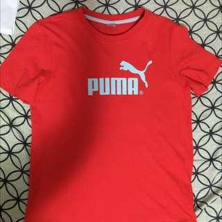 二手 衣服 PUMA 短袖上衣 九成新