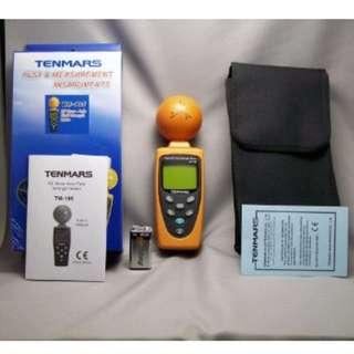 Tenmars TM-195 TM195 tm-195 tm195 3-Axis RF Field Strength Meter Cell Phone Radiation 3 Axis Detector