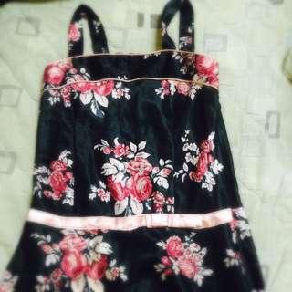 中國風洋裝