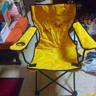 (全新)🌺一體成型野餐椅