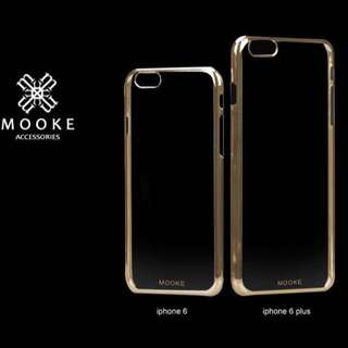 Mooke手機殼,iphone6 Plus和iphone6s Plus可用 5.5吋