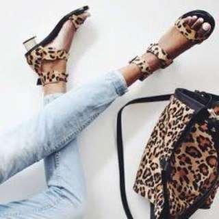 Leopard Senso Shoes