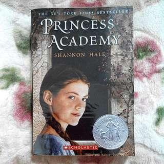 FREEBIE Princess Academy Fiction Novel/Book