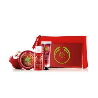 🍓 Strawberry Beauty Bag 🍓 from THE BODY SHOP