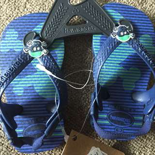 Baby Havaianas US Size 5