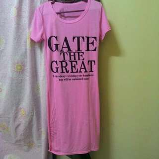 Long Dress Gate The Great