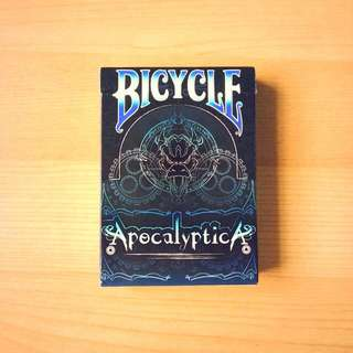 Bicycle Apocalyptica Playing Cards Poker