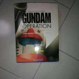 Gundam Operation Collectors Set