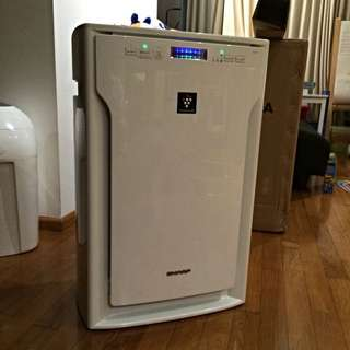 Sharp Ion Plasmacluster FU-A80 Air Purifier Filter