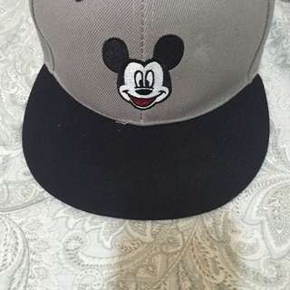Disney刺繡米奇棒球帽