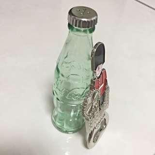 英倫風開瓶器+可口可樂料理罐