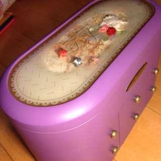 復古音樂珠寶收納盒