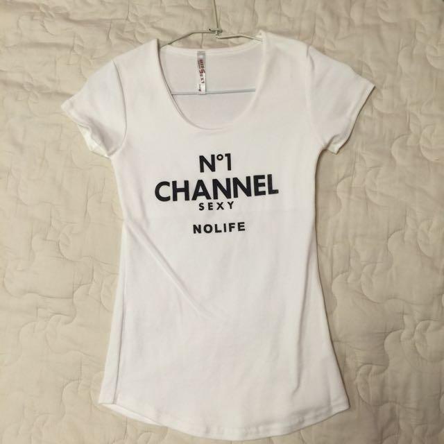 (含郵)小香 短袖T恤