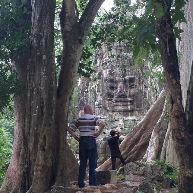 Angkor Wat Daily Tour With Mr.Chan