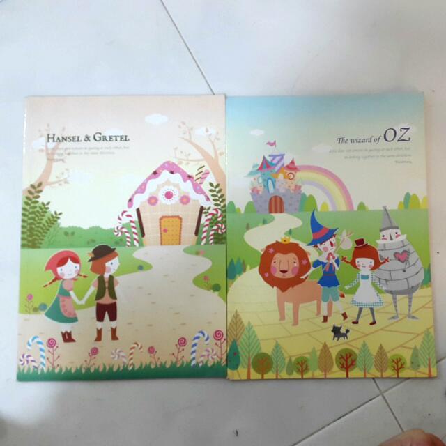 Cartoon Notebook