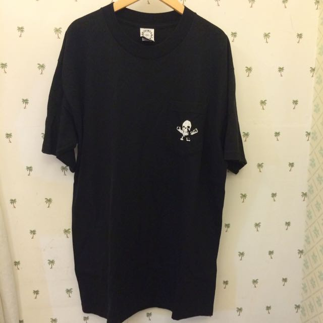 Chrome Hearts Foti by Chrome Hearts 骷髏短tee 黑色