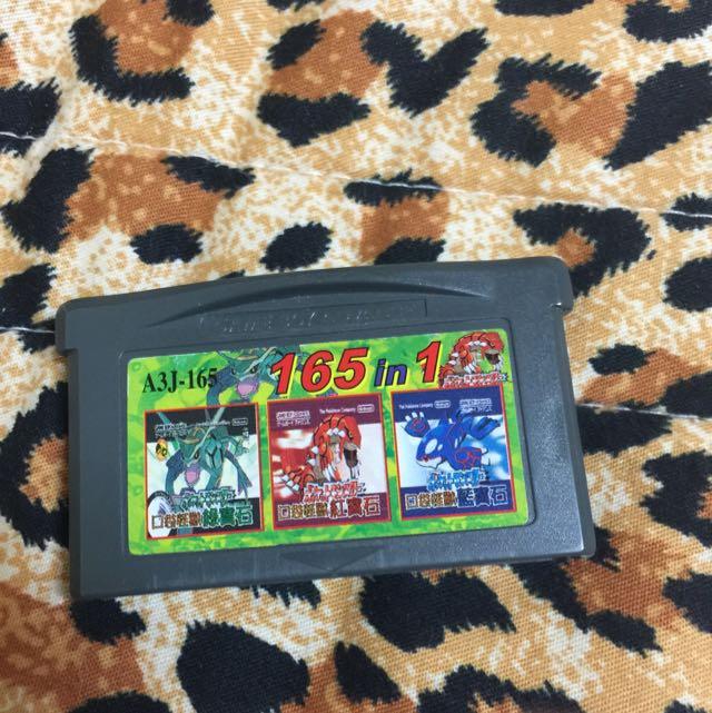 Game Boy 卡帶