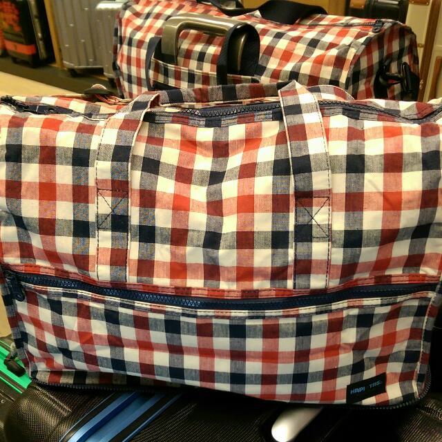 日本HAPITAS中型旅行袋
