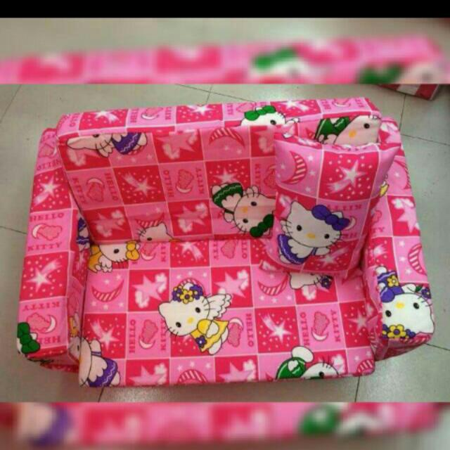 Hello Kitty Kids Sofabed Babies Kids On Carousell