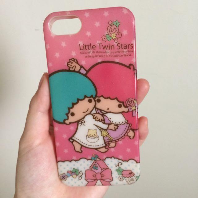 Iphone5/5s Kikilala 手機殼 軟殼