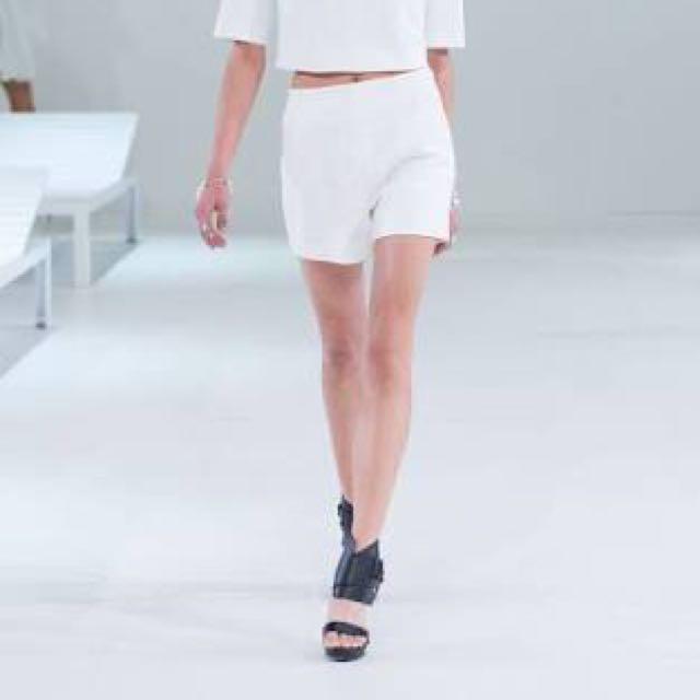 Kookai Shorts White
