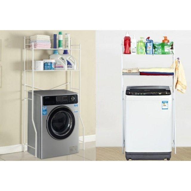 (offer) over-washer storage shelves over Washing Machine Storage