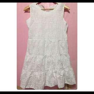 白色洋裝 全新