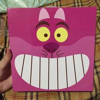 迪士尼 妙妙貓 玻璃盤組