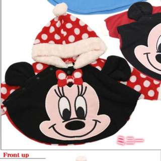 Mickey Minnie Pullover , Thick Material, One SiZe Please Refer To Size Chart PM To Enquire