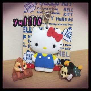 Kitty悠遊卡-3D造型