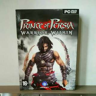 Brand New Prince Of Persia Warrior Within