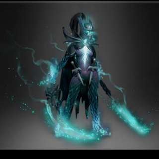 Dota 2 Arcanas- Crystal Maiden, Phantom Assasin, Legion Commander ( Cm, Pa, LC)