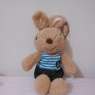 兔子造型布偶
